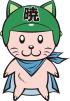 アカツキくん(社会保険労務士・行政書士 暁事務所(佐賀県佐賀市)マスコットキャラクター)